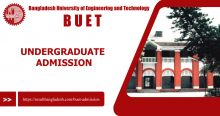 BUET Admission 2020-21