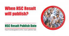 HSC Result 2020 Published Date