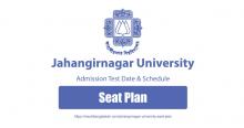 JU Seat Plan