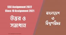 SSC BGS Assignment