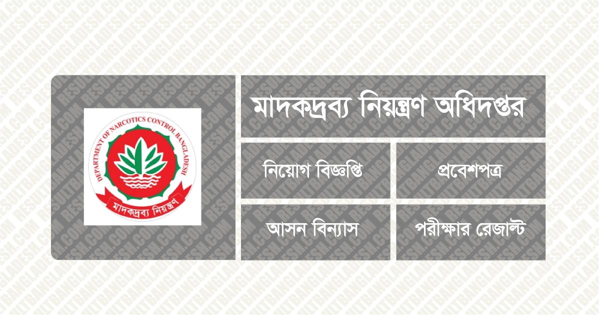 DNC Admit Card Result Bangladesh