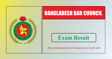 Bangladesh Bar Council Result
