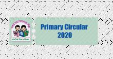 Primary Job Circular 2020