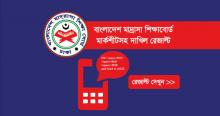 Dakhil Marksheet