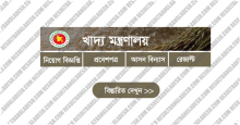 Ministry of Food MOFOOD Exam Result Admit Card
